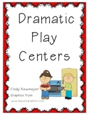 Dramatic Play Centers for the entire YEAR! [100 FOLLOWER L