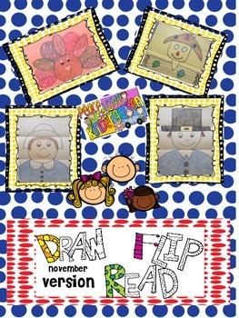 Draw, Flip, Read-November Version