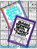 Draw It Now Bundle: Literacy Centers ABCs & Blends, Digrap