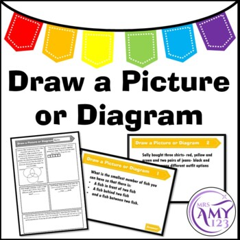 Draw a Picture or Diagram Problem Solving PowerPoint, Task