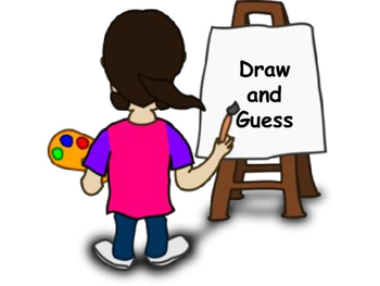 Draw and Guess Game