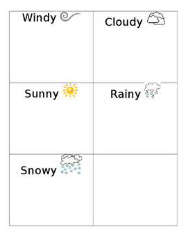 Draw the Weather