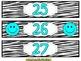 Drawer Labels (Zebra/Aqua/Happy Faces)
