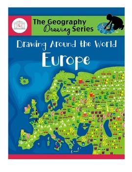 Drawing Around the World: Europe