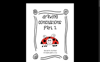 Drawing Conclusions 2