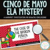 Drawing Conclusions: Cinco de Mayo {The Case of the Broken