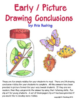 Drawing Conclusions-Primary with Pictures