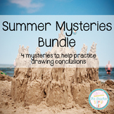 Drawing Conclusions: Summer Mystery Bundle