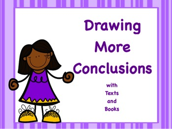 Drawing More Conclusions: PowerPoint, Worksheets, and Anch
