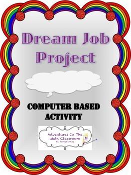 Dream Job Project (Computer Based Activity)