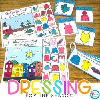 Dressing for the Season {Summer & Winter}