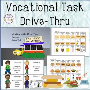 VOCATIONAL TASK Drive-Thru