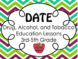 Drug, Alcohol, and Tobacco Education {Lessons and Activities}
