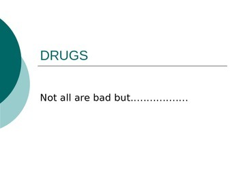 Drug Powerpoint