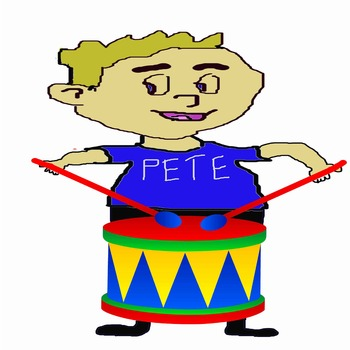 Drummer Pete Had a Band