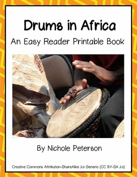 Drums in Africa