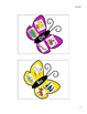 Dual Language Bilingual Butterfly Syllables Clothespin Activity