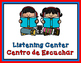 Dual Language Centers: Center Signs for Dual Language Classrooms
