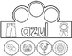 Dual Language Color Crowns:  Interactive Crowns in Both En