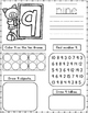 Dual Language Numbers 1-20 Worksheets:  English and Spanish