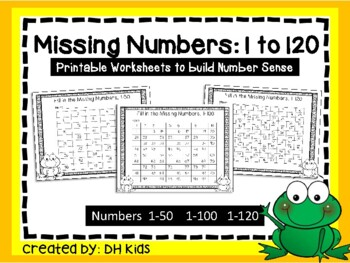 Duck Number Fill In