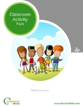 Duh Color Stuff - Classroom Activity Pack