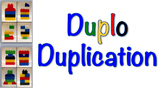 Duplo Block Duplicating 2