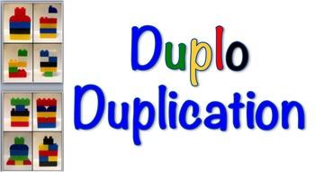 Duplo Block Duplicating 2