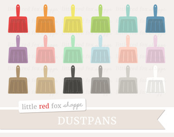Dustpan Clipart; Cleaning, Dust Pan