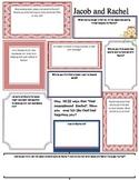 Dynamic Old Testament Worksheets PDF-- Middle/High School