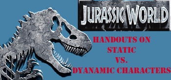 Dynamic vs Static Characters through the Movie Jurassic World