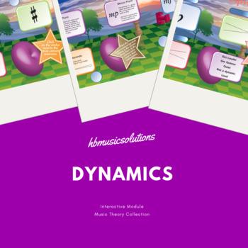 Dynamics Musical Interactive Games