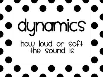 Dynamics Posters (Multi-color Polka Dot)