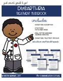 Dysarthria Treatment Workbook