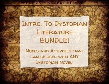 Dystopian Literature Bundle