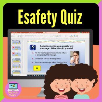 E-Safety Interactive Quiz