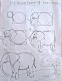 E-Z Draw an Elephant