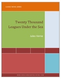 E-novel: 20,000 Leagues Under the Sea