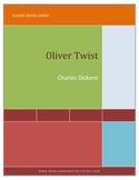 E-novel: Oliver Twist