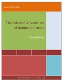 E-novel: Robinson Crusoe
