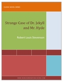 E-novel: Strange Case of Dr Jekyll and Mr Hyde