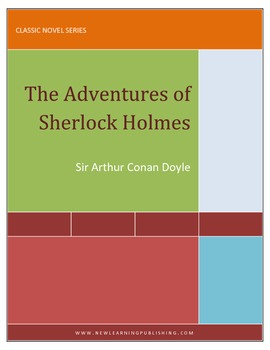 E-novel: The Adventures of Sherlock Holmes