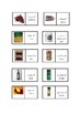 EAL / ESL  / EFL/ ELD /ELL Food  and Drinks Container and