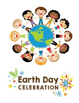 EARTH DAY! Informational paragraph, coloring activity, wor