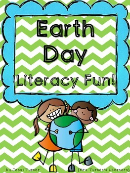 EARTH DAY Literacy Fun!