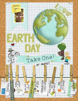 EARTH DAY-Take One