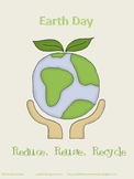 EARTH DAY language literacy speech therapy unit