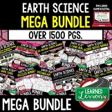 EARTH SCIENCE MEGA BUNDLE BEST DEAL (Earth Science BUNDLE)
