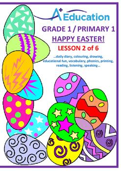 EASTER - Lesson 2 of 6 - Grade 1