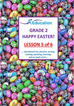 EASTER - Lesson 5 of 6 - Grade 2
